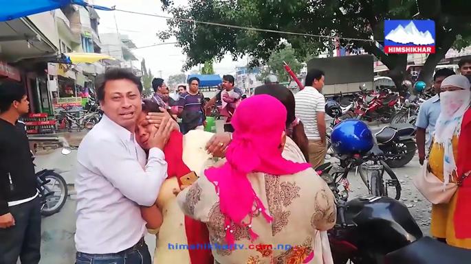 하나님의교회의 네팔 피해자들 2012-nCoV